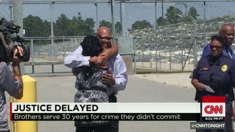 cnn tonight howell north carolina dna convicts freed 30 years jail_00014713.jpg
