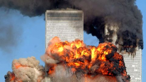 In 2001, this was the definitive image of terrorism. It's a much more muddled picture in 2015.