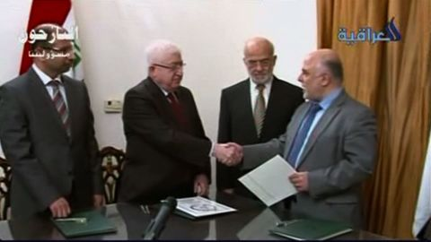 pkg karadsheh iraq new government_00005012.jpg