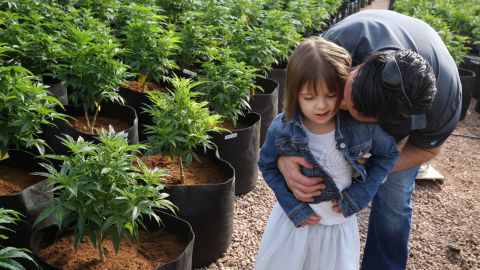 """Matt Figi's 7-year-old daughter, Charlotte, was once severely ill. But a special strain of medical marijuana known as Charlotte's Web, which was named after the girl early in her treatment, has significantly reduced her seizures. In July 2014, Rep. Scott Perry, R-Pennsylvania, <a href=""""http://www.cnn.com/2014/07/28/health/federal-marijuana-bill/"""">introduced a three-page bill</a> that would amend the Controlled Substances Act -- the federal law that criminalizes marijuana -- to exempt plants like Charlotte's Web that have an extremely low percentage of THC, the chemical that makes users high."""