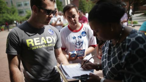 Ready for Hillary's haul came from more 38,000 contributions, according to group spokesman Seth Bringman.