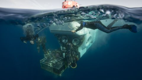 """Submersible """"Alvin"""" has been traversing the world's oceans for half a century revealing mysteries of the deep. Alvin remains at the forefront of marine research, having undergone several complete reconstructions over the decades. Here is the story of its 50-year career."""