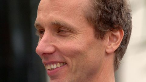 Nicky Hager, the freelance journalist whose book has triggered the scandal.