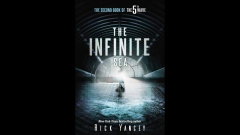 """Rick Yancey returns to the world of his critically acclaimed novel """"The Fifth Wave"""" with its sequel, """"The Infinite Sea."""" In this sci-fi thriller series, Yancey's young characters explore a post-apocalyptic world where aliens inhabit the Earth and resemble humans. Booklist calls it """"a breathless, grueling survival story kicked off by a gut-wrenching concept."""" <br /><br />Click through our gallery to see 39 other young adult books coming out in September and October."""