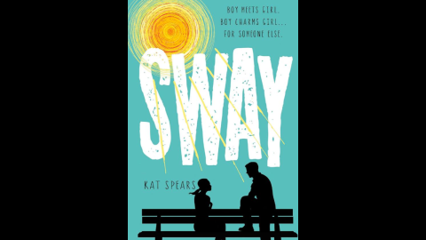 """The classic tale of Cyrano de Bergerac gets a new twist in Kat Spears' """"Sway."""" Jesse, known as """"Sway,"""" can get you anything you want for the right price or a favor. While trying to help a bully get a date with nice girl, Jesse finds himself falling for her. Kirkus Reviews calls it """"a compelling debut told with swagger and real depth."""""""