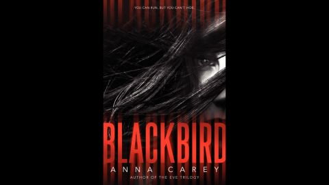 """Sunny wakes up to face a train hurtling toward her on the subway track with no memory of her identity. But everyone she encounters seems eager to kill her. She has few clues about her past, including a blackbird tattoo and dreams of a mysterious young man. Kirkus Reviews says """"this edgy, action-packed thriller gives future genre offerings something to aspire to."""""""