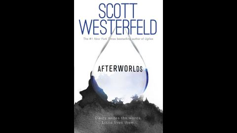 """Scott Westerfeld's latest is a story within a story featuring high-schooler Darcy Patel, whose novel """"Afterworlds"""" is about a girl who escapes a terrorist attack."""