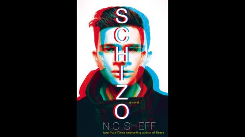 """In Nic Sheff's """"Schizo,"""" Miles is on a chemical cocktail meant to keep his schizophrenia under control. But the only way to rid himself of grief over his missing younger brother, Teddy, is to go on a journey in search of him. """"Given the grim reality of medical management of schizophrenia (and the bleakness of depictions of it in teen fiction), the cautious optimism of Miles' life is most welcome,"""" according to Kirkus Reviews."""