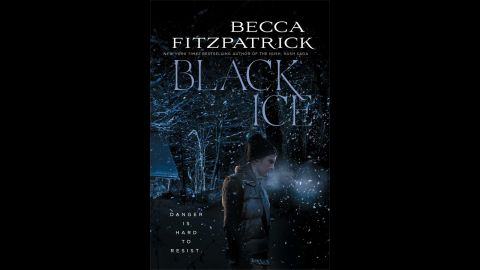 """""""Hush, Hush"""" author Becca Fitzpatrick returns with """"Black Ice,"""" a novel packed with romance and suspense. When their car breaks down in a blizzard, two friends take shelter in a nearby cabin, only to find that they are not alone. There are three young men and the dead body of a missing girl, but which one is the killer? """"Plenty of thrills and some kissing too,"""" says Kirkus Reviews."""