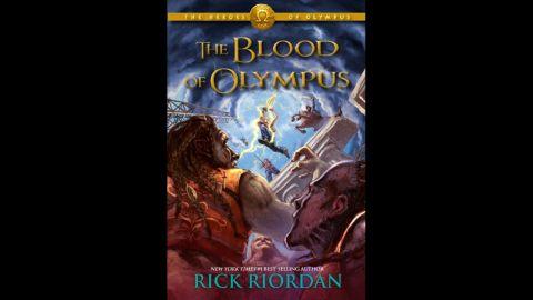 "Rick Riordan's ""The Heroes of Olympus"" series"