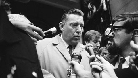 """Northern Ireland's former first minister and former Democratic Unionist Party leader <a href=""""http://www.cnn.com/2014/09/12/world/europe/northern-ireland-ian-paisley/index.html?hpt=hp_t2"""">Ian Paisley</a> has died, his wife, Eileen, said in a statement on September 12. He was 88."""