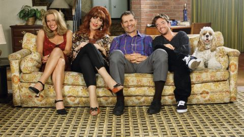 """Fox's comedy """"Married... with Children"""" pushed the limits with its irreverent humor. Though the show debuted in the late '80s, it firmly entrenched itself in pop culture during the '90s as fans came to adore the dysfunctional Bundy family."""