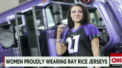 exp erin intv brown women proudly wearing ray rice jerseys_00000611.jpg