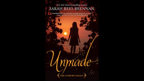 """Sarah Rees Brennan's Lynburn Legacy trilogy comes to an end in """"Unmade."""" Magic comes to life when Kami must stop a powerful member of an old family from destroying her sleepy little English town. The Horn Book likened Kami to a """"British Veronica Mars."""""""