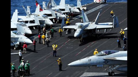<strong>May 26, 2016:</strong> Two F/A-18Fs went down in the Atlantic following a mid-air collision. Aircrew ejected safely. No fatalities.<br /><strong>Jan. 12 2016:</strong> F/A-18A had an engine fire leading to ejection and crash. Cost was $71M<br /><strong>Oct 21, 2015: </strong>F/A-18C crashed on departure from Lakenheath, England. One military fatality. $ 75.2M loss.