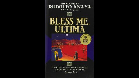 """""""Bless Me, Ultima"""" by Rudolfo Anaya first landed on the top 10 list of most frequently challenged books in 2008. It <a href=""""http://www.cnn.com/2013/09/24/living/banned-books-week/"""">returned to the list in 2013</a> over complaints of references to the occult/Satanism, offensive language and sexually explicit material."""