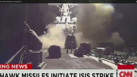 newday Tomahawk missiles initiate isis syria_00003008.jpg