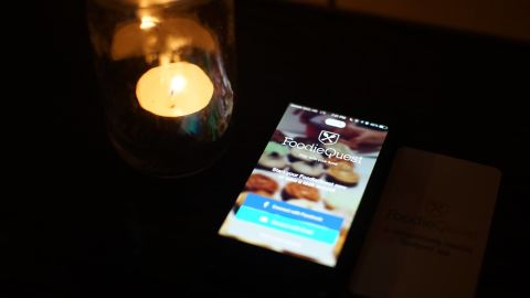 """It was only a matter of time before someone worked out a way to capitalize on Asia's love of photographing dinner. Second only to selfies in the universe of photo-sharing, Foodiequest aims to """"gamify"""" food pics. """"This aims to be the Instagram of food where so many others have failed,"""" says  Squibb."""