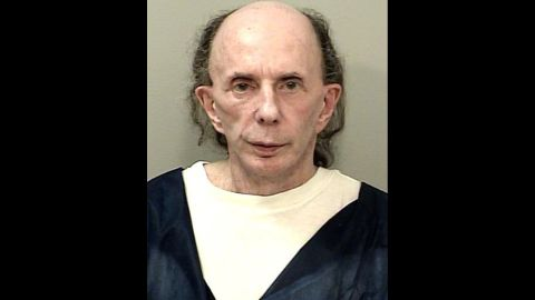 A photo of Phil Spector released in September shows the toll that prison has taken on the former music mogul. The picture was taken of Spector -- who is serving time for the 2003 killing of actress Lana Clarkson -- in 2013 at a prison in Corcoran, California.