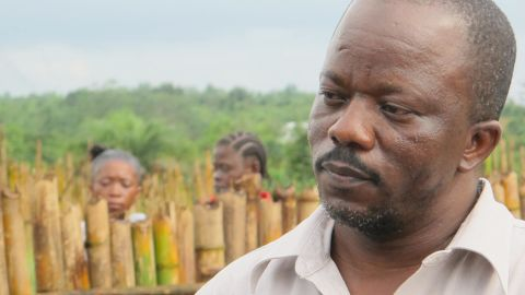Dr. Gorbee Logan works around the clock to help fight Ebola in Bomi County, Liberia.