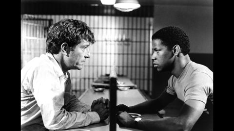 """<strong>""""Carbon Copy"""" (1981): </strong>Washington starred with George Segal, left, in this farce about a white executive who learns that he has a black teenage son. The comedy is by no means the actor's greatest effort, but it is the movie that introduced us to a star in the making."""