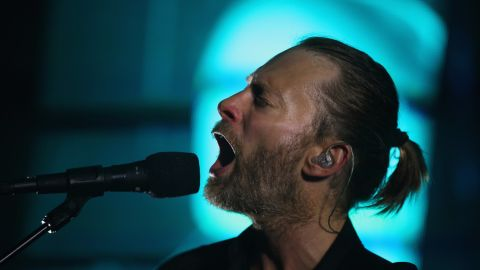 """Radiohead singer Thom Yorke pulled his solo material from Spotify in 2013. He famously described the service as """"the last desperate fart of a dying corpse."""" In September 2014, he released his new album on file-sharing site BitTorrent."""