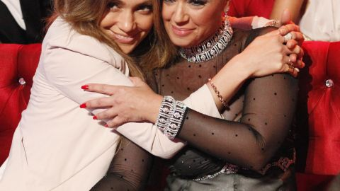 """Sure, Jennifer Lopez and Leah Remini are both New Yorkers who are self-proclaimed tough girls, but we still wouldn't have necessarily pegged them as BFFs. And yet the pair are pretty tight and often show up together on <a href=""""http://instagram.com/leahremini"""" target=""""_blank"""" target=""""_blank"""">each other's</a> Instagram <a href=""""http://instagram.com/jlo"""" target=""""_blank"""" target=""""_blank"""">accounts.</a>"""