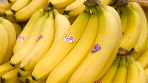 Prebiotics, the nondigestible carbs that the probiotics eat, help promote their growth. They can be found in bananas, onions, garlic and honey and can improve stomach health.