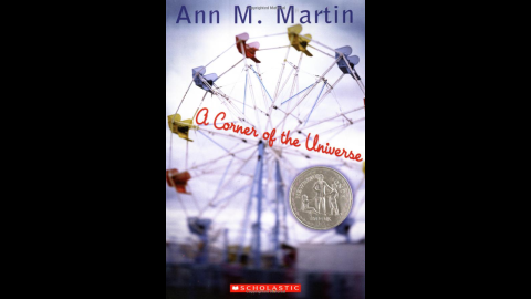 """Martin's Newbery Honor book, """"A Corner of the Universe,"""" tells the story of 12-year-old Hattie, who connects with her Uncle Adam after he returns from being institutionalized for a condition involving schizophrenia and autism."""
