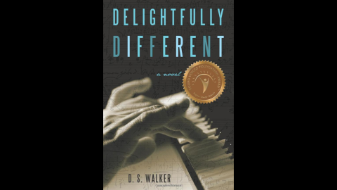 """In """"Delightfully Different,"""" Mia is musically gifted and has an impressive vocabulary, but her school counselor makes her feel guilty for having Asperger's syndrome. Instead of cowering, Mia strives to prove her wrong. """"Delightfully Different"""" received the Bronze Award by the Young Voices Foundation."""