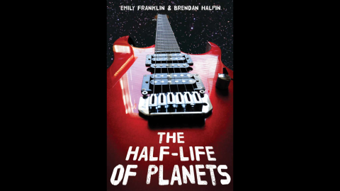 """""""The Half-Life of Planets"""" is told in alternating chapters from the perspectives of Lianna and Hank, whose initial encounter brings together an aspiring planetary scientist and a guitar enthusiast with Asperger's syndrome in a star-crossed way."""