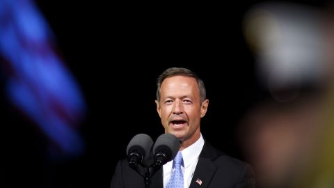 Maryland Gov. Martin O'Malley has been laying the groundwork for a potential presidential campaign, headlining 80 fundraisers and 40 campaign events around the country. A two-term governor, his time in office ends in January. The Democrat's resume as governor includes legalizing same-sex marriage, repealing the death penalty and enacting strict gun-control laws.
