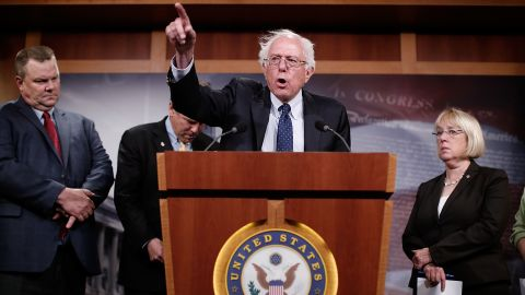 U.S. Sen. Bernie Sanders, an independent from Vermont who caucuses with Democrats, has been testing the waters for a 2016 bid. He's hoping to push an agenda that focuses on income inequality, climate change and campaign finance reform. Sanders has already traveled to early primary states such as Iowa and New Hampshire.