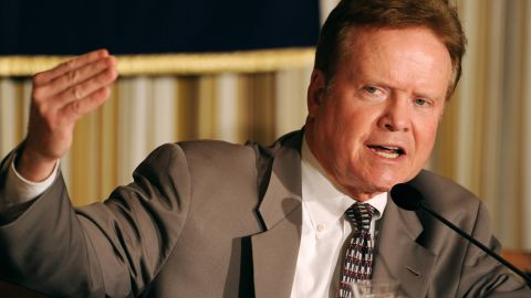 """Former Virginia Sen. Jim Webb has said he's """"seriously looking"""" into a 2016 bid for the Democratic nomination. Webb left the U.S. Senate at the end of his first term in January 2013. He's a veteran of the Vietnam War who also served as Navy secretary and assistant defense secretary."""
