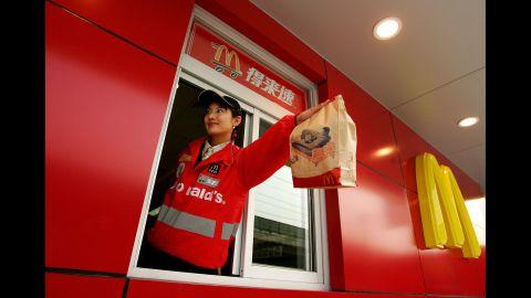 McDonald's brand value increased 1% to $42 billion.