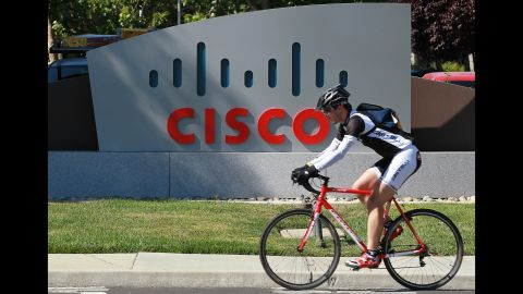 Cisco's brand value increased 6% to $30 billion.