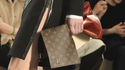 Louis Vuitton, the top ranking among the luxury brands, finished 19th after loosing 9% of its brand value.