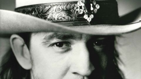 """Texas bluesman Stevie Ray Vaughan entered the pantheon of guitar heroes with such albums as """"Texas Flood"""" and """"Couldn't Stand the Weather."""""""
