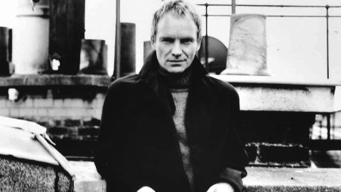 """Sting first broke through as a member of the Police (inducted in 2003). As a solo artist, his albums include """"The Dream of the Blue Turtles"""" and """"The Soul Cages."""" His musical, """"The Last Ship,"""" is scheduled to premiere on Broadway on October 26."""