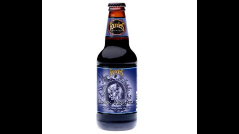 Founders' black Imperial IPA packs a punch and is aptly named. (8.9% ABV)