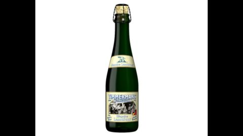 Timmermans' Lambicus Blanche is a lambic/wheat blend. Lambics are fruit-based beers. (4.5% ABV)