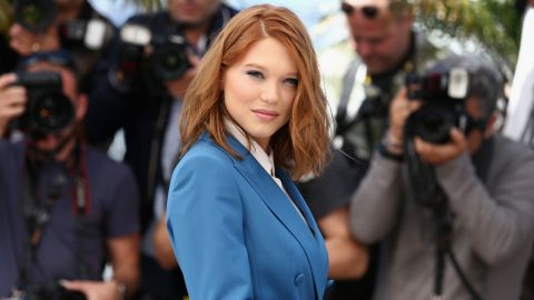 """French actress Lea Seydoux, who recently starred in 2013's indie smash """"Blue is the Warmest Color"""" and 2014's """"The Grand Budapest Hotel,"""" will also be in """"Spectre,"""" which stars Daniel Craig as Bond and is being directed by Sam Mendes."""