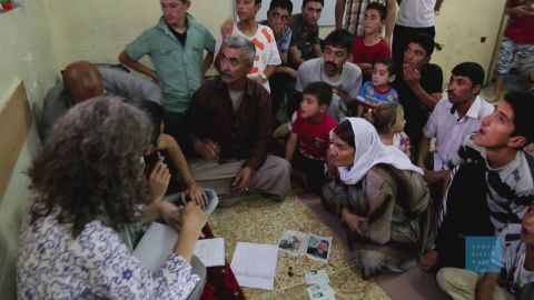 cnni kinkade pkg isis enslaving yazidis_00022425.jpg