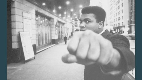 """Since winning a gold medal in the 1960 Olympics, Muhammad Ali has never been far from the public eye. Take a look at the life and career of Ali, the three-time heavyweight boxing champion who called himself """"The Greatest."""""""