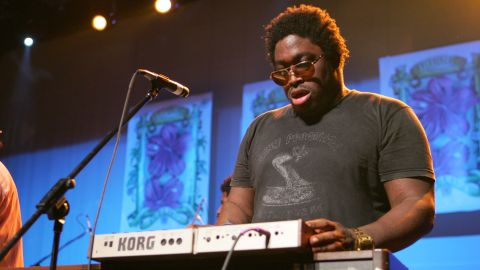 """<a href=""""http://www.cnn.com/2014/10/14/showbiz/isaiah-ikey-owens-death-mars-volta-jack-white/index.html"""" target=""""_blank"""">Isaiah """"Ikey"""" Owens</a>, the keyboardist in Jack White's backing band, died October 14. The musician also played with bands such as Mars Volta and Free Moral Agents. He was 38."""