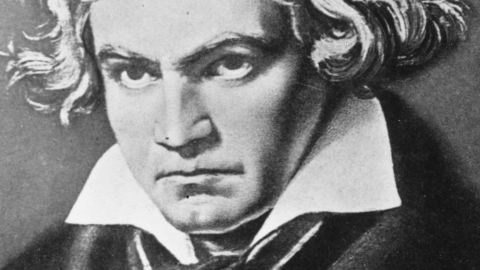 German composer Ludwig van Beethoven is generally considered to be one of classical music's greatest composers.