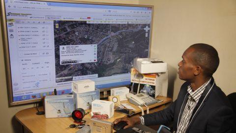 Kelvin Macharia Kuria is the founder of Sunrise Tracking, a car security company based in Kenya.