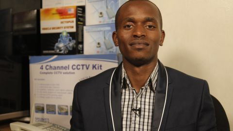 Despite the difficulties of starting a local security business in Kenya, Macharia says he hopes that Sunrise Tracking will attract the attention of the international market in the next few years.