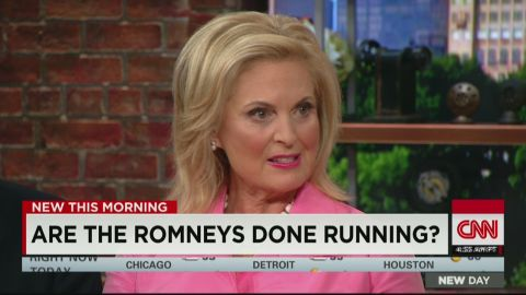 Are the Romneys done running Mitt Romney Ann Romney_00015930.jpg