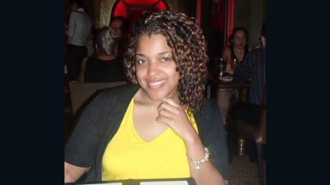 Amber Vinson, Ebola patient